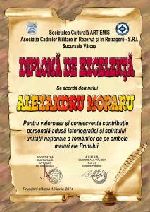 ALEXANDRU MORARU-2015