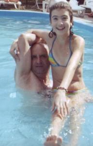 E bine pe umarul tatei 2007